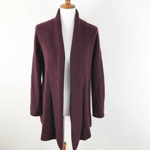 Talbots Cardigan Sweater Oversize Duster Small